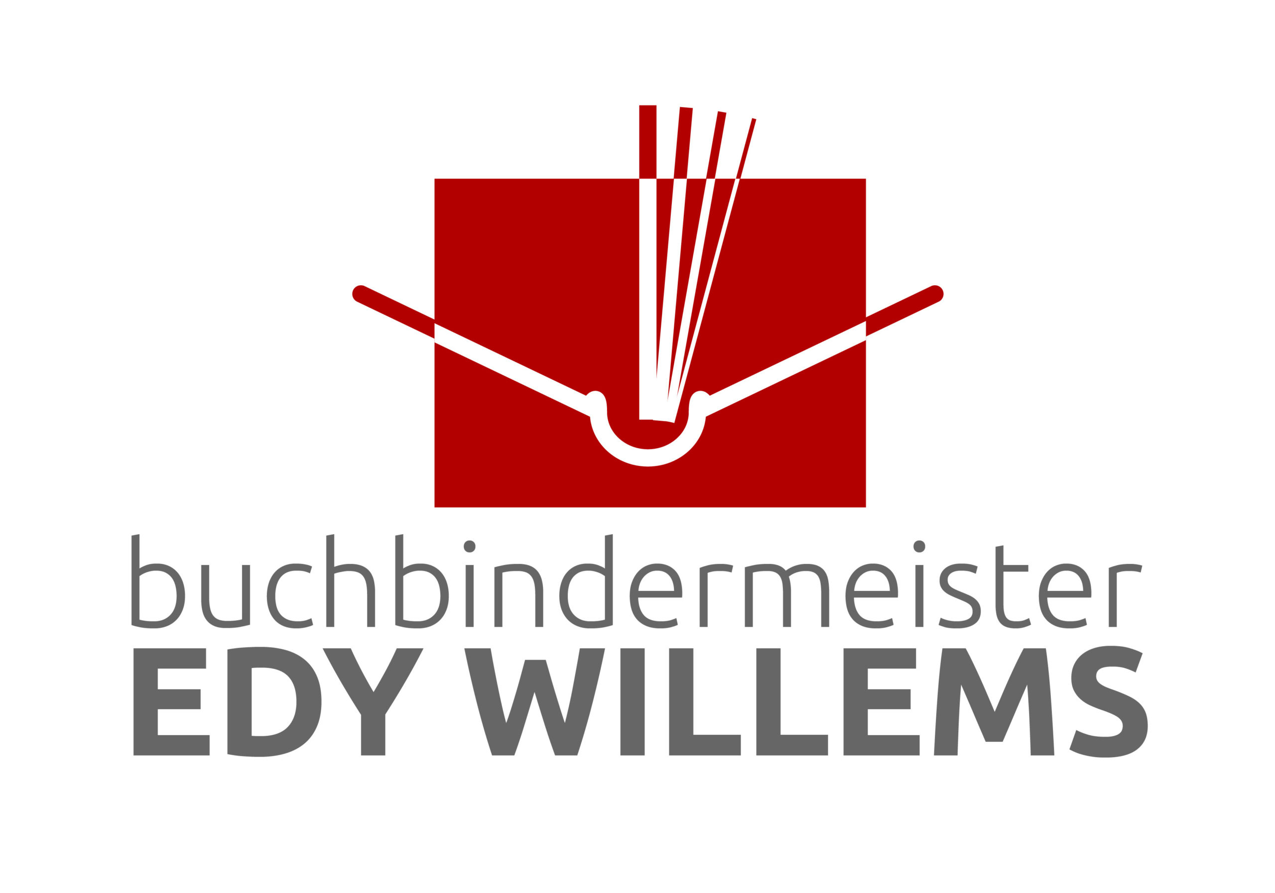 Edy Willems Buchbindermeister